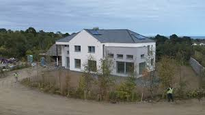 passive house building our self build of a certified passive house passivhaus in wicklow ireland