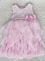 Nannette Baby Clothing Size Chart Nannette Baby Pink Toddler Girls Layered Ruffled Tulle