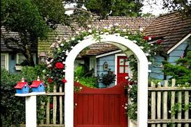 Small Picture Garden Gates Design Ideas YouTube