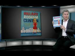 story time bill reads a hillary clinton children s book