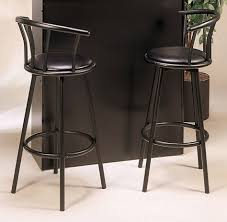 leather bar stools with arms. Leather Swivel Bar Stools With Back Kitchen Chairs Arms Stool Sale Counter High Backs S