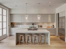 Contemporary Kitchen 2 Luxury Idea De Rosee Sa Project Nice Pendant Lights  And I Like The