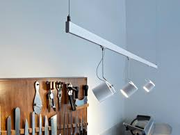track lighting pendant. Hanging Mini Pendant Lights Interior Led Light Aluminium Track Best Lighting Design Idea In Kitchen Photo