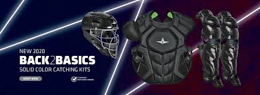 All Star Catchers Gear Size Chart All Star Sporting Goods Professional Baseball