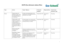 program sheet template school program action plan example vlashed