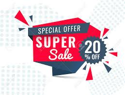 Special Offer Flyer Weekend Special Offer Sale Flyer Design Template Vector Illustration