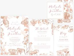 diy word template wedding invitation stationary set editable diy word template wedding invitation stationary set editable word template floral blush pink