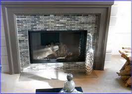 Delightful Ideas Fireplace Tile Ideas Chic 25 Best About Fireplace Tile  Surround On Pinterest