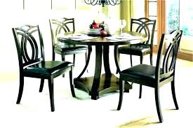 round glass dining table set 2 glass dining table set circular round and 4 chairs for