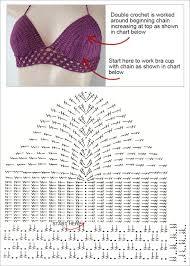 Crochet Bra Pattern