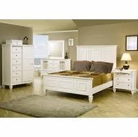 beach bedroom furniture. Sandy Beach White Panel Bedroom Furniture Set Coaster 201301 C