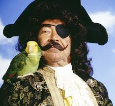 Image result for eye patch pirate