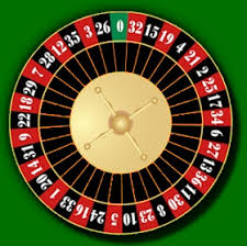 most european roulette tables have 37 holes numbered 0 36 the 0 is coloured green the other numbers are red or black 18 of each