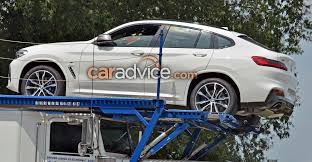 2018 bmw updates. fine updates 2018 bmw x4 revealed without camouflage  update throughout bmw updates e