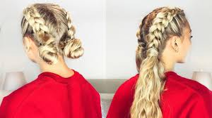 How To Deal With Thick Hair 3 Easy Hairstyles Luxy Hair