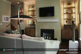living room accent lighting cabinet accent lighting