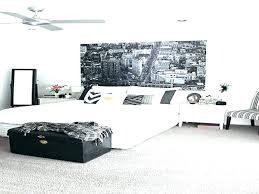 Black And White Room Ideas Black And Gold Bed Black Gold And White ...