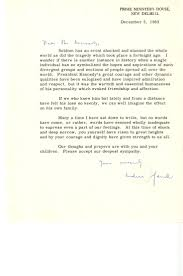 best letters to jackie images jackie kennedy lettes to jackie dear mrs kennedy indira gandhi jfk