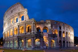 古罗马的兴盛与辉煌 斗兽场colosseum意