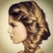 Parfait Modele Coiffure Soiree Cheveux Long Coiffure D