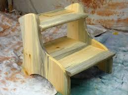Step Stool Plans Designs Useful Wooden Teak Step Stool Amazing Swimming Pool