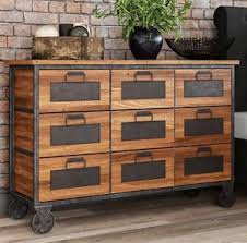 industrial antique furniture. Image Is Loading Apothecary-Chest-Drawers-Large-Vintage-Furniture-Rustic- Industrial- Industrial Antique Furniture I