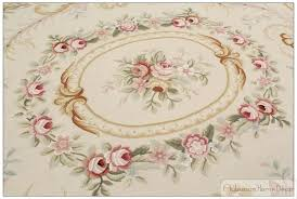 pastel area rugs french colors rug wool hand woven carpet in from home garden on group