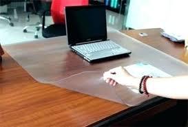 clear office desk. Clear Office Desk Mat Crafts Home Regarding Popular . U