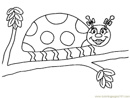 Small Picture Ladybug Coloring Page Free ladybugs Coloring Pages