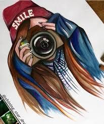 resultado de imagen para imagenes para dibujar a lapiz de amigas
