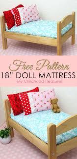 mattress pattern. Free-doll-mattress-pattern-2 More Mattress Pattern