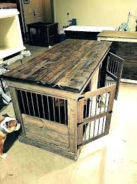 dog crate end table diy pet crate table dog end table crate pet crate end tables dog crate end table diy