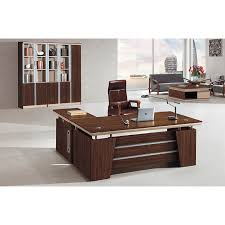 Image Drawers Foshan Yonso Furniture Co Ltd hot Item Nice Design High Classs Shaped Office Table
