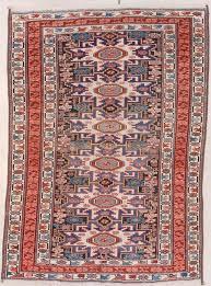7556 shirvan antique caucasian rug 3 3 x 4 6 antique oriental rugs