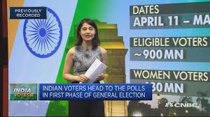 India Heads To The Polls For 2019 General Election