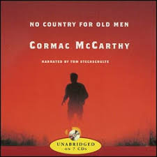 no country for old men audio book cds unabridged