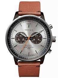 how to get the perfect watch for your wrist size the idle man triwa cronographer mens brown strap