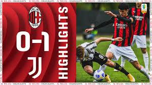 Highlights | AC Milan Primavera 0-1 Juventus | Matchday 18 Primavera 1 TIM  - YouTube