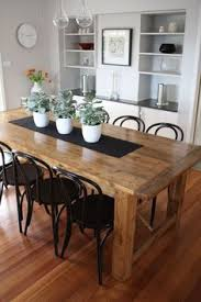 55 stunning kitchen and dining room tables