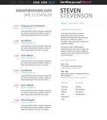 Smart Cv Resume Theme Theme Today Web Design Blog