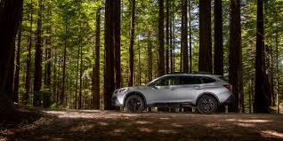 <b>2020</b> Subaru Outback XT: <b>Suitable</b> for City Slickers - WSJ