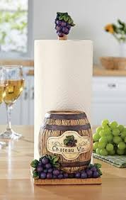 grapes grape themed kitchen rug: find best value and selection for your grapevine wine country kitchen decor grapes w wine barrel paper towel holder search on ebay