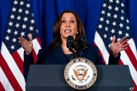 We need to start thinking about this. Vietnam Announces Us Vp Harris Visit Voice Of America English
