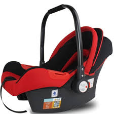 beridi newborn baby carrier car seat basket lc (red)  lazada