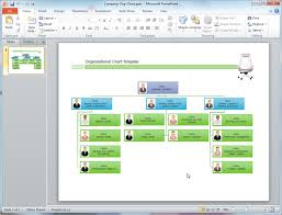 Sample Organizational Chart Powerpoint Powerpoint Org Chart Template The Highest Quality