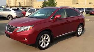 lexus 2014 rx 350 red. lexus certified pre owned red on parchment 2011 rx 350 awd touring review northeast edmonton youtube 2014 rx e