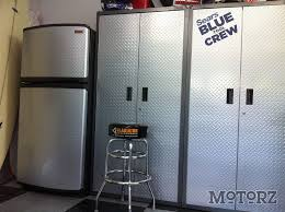 garage refrigerator freezer. Contemporary Freezer Gladiator GarageWorks Chillerator Garage RefrigeratorFreezer  By  Motorz TV With Refrigerator Freezer I