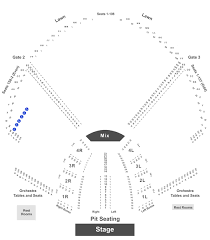 Chastain Park Amphitheatre Seating Chart Wilco At Cadence Bank Amphitheatre At Chastain Park On 10 18