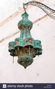 Moroccan Porch Light Moroccan Vintage Pierced Metal Hanging Lantern Exterior
