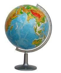 GEOGRAFIA-Globusy